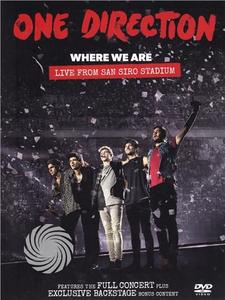 One Direction - Where we are - Live from San Siro stadium - DVD - thumb - MediaWorld.it
