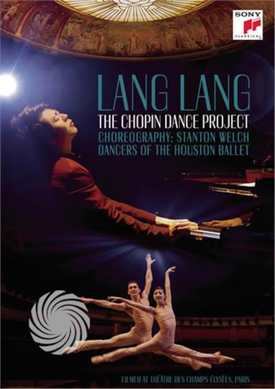 LANG LANG - CHOPIN DANCE PROJECT - DVD - thumb - MediaWorld.it