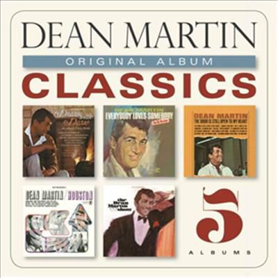 Martin,Dean - Original Album Classics - CD - thumb - MediaWorld.it