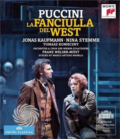 PUCCINI - LA FANCIULLA DEL WEST - Blu-Ray - thumb - MediaWorld.it