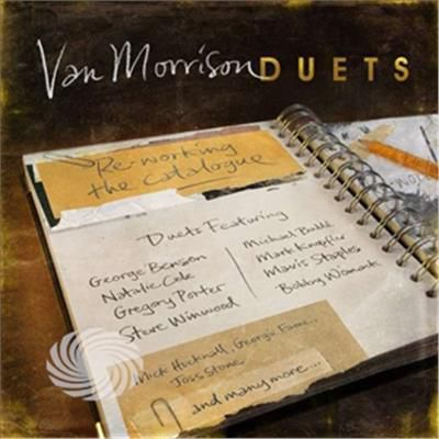 Morrison,Van - Duets: Re-Working The Catalogue - CD - thumb - MediaWorld.it