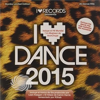 V/A - I Love Dance 2015 - CD - thumb - MediaWorld.it