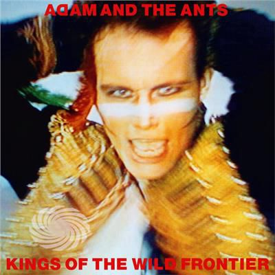 Adam & Ants - Kings Of The Wild Frontier - Vinile - thumb - MediaWorld.it