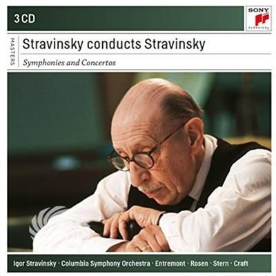 Stravinsky - Igor Stravinsky Conducts Stravinsky - Symphonies - CD - thumb - MediaWorld.it