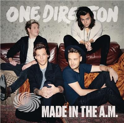 One Direction - Made In The A.M. - CD - thumb - MediaWorld.it