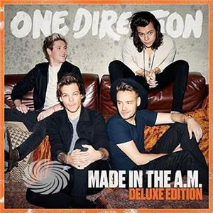 One Direction - Made In The A.M. (Deluxe) - CD - thumb - MediaWorld.it