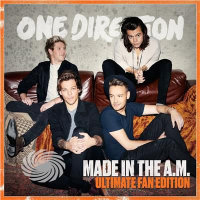 One Direction - Made In The A.M. (Ultimate Edition) - CD - thumb - MediaWorld.it
