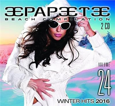 V/A - Papeete Beach Winter 2016 Vol 24 - CD - thumb - MediaWorld.it
