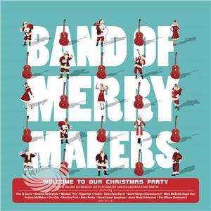 Band Of Merrymakers - Welcome To Our Christmas Party - CD - thumb - MediaWorld.it