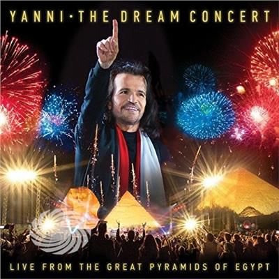 Yanni - YANNI - THE DREAM CONCERT: LIVE FROM EGYPT - DVD - thumb - MediaWorld.it