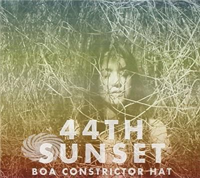 44th Sunset - Boa Constrictor Hat - CD - thumb - MediaWorld.it