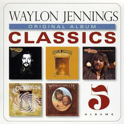 Jennings,Waylon - Original Album Classics - CD - thumb - MediaWorld.it