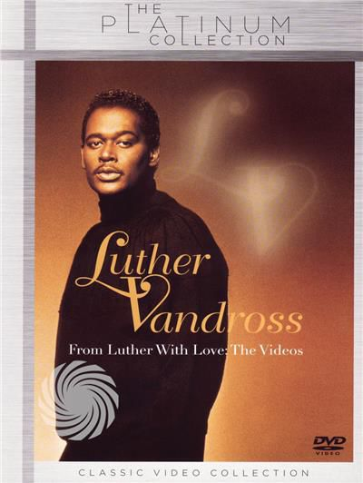 Luther Vandross - From Luther with love: The videos - DVD - thumb - MediaWorld.it