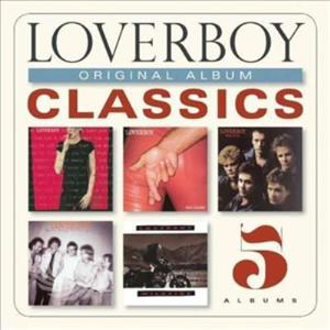 Loverboy - Original Album Classics - CD - thumb - MediaWorld.it