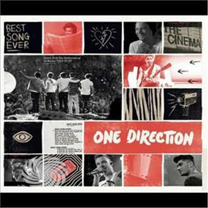 One Direction - Best Song Ever (Maxi) - CD - thumb - MediaWorld.it