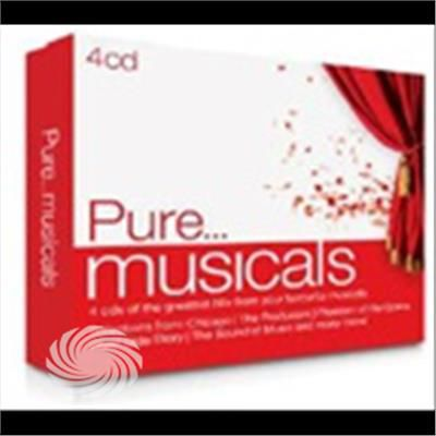 V/A - Pure Musicals - CD - thumb - MediaWorld.it