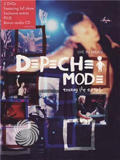 Depeche Mode - Touring the angel - Live in Milan - DVD - thumb - MediaWorld.it