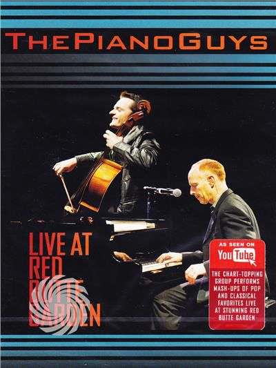 The Piano Guys - The Piano Guys - Live at Red Butte Garden - DVD - thumb - MediaWorld.it