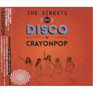 Crayon Pop - Streets Go Disco The - CD - thumb - MediaWorld.it