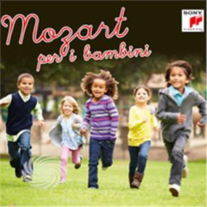 Various - Mozart Per I Bambini - CD - thumb - MediaWorld.it