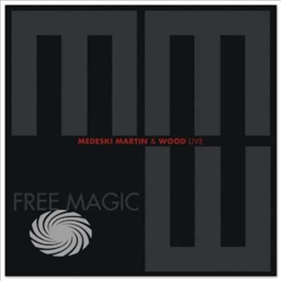 Medeski Martin & Wood - Free Magic - CD - thumb - MediaWorld.it
