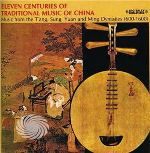 Chinese Traditional Group - Eleven Centuries Of Traditional Chinese Music - CD - thumb - MediaWorld.it