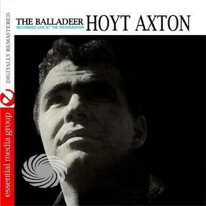 Axton,Hoyt - Balladeer: Recorded Live At The Troubadour - CD - thumb - MediaWorld.it