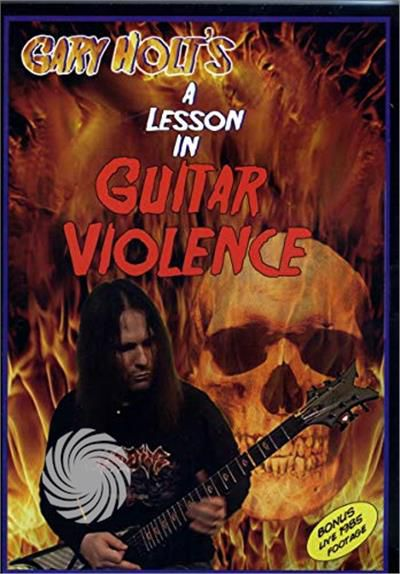 HOLT GARY-A LESSON IN GUITAR VIOLENC - DVD - DVD - thumb - MediaWorld.it