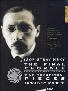 Igor Stravinsky - The final chorale / Arnold Schönberg - Five orchestral pieces - DVD - thumb - MediaWorld.it