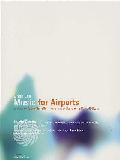 Brian Eno - Music for airports - In the ocean - DVD - thumb - MediaWorld.it