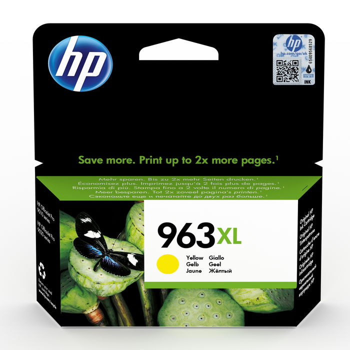 HP HP 963XL GIALLO - thumb - MediaWorld.it