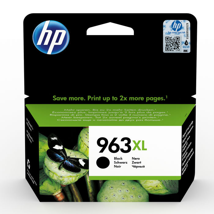 HP HP 963XL NERO - thumb - MediaWorld.it