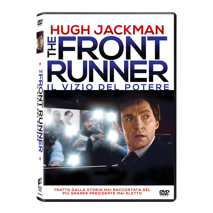The Front Runner - Il vizio del potere - DVD - thumb - MediaWorld.it
