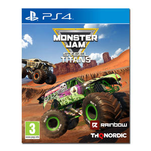 Monster Jam Steel Titans - PS4 - MediaWorld.it