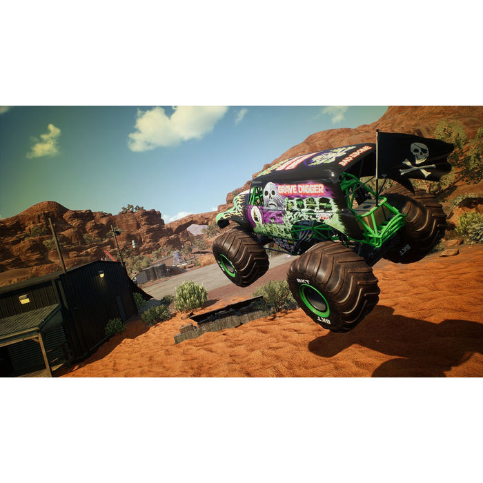 Monster Jam Steel Titans - XBOX ONE - thumb - MediaWorld.it