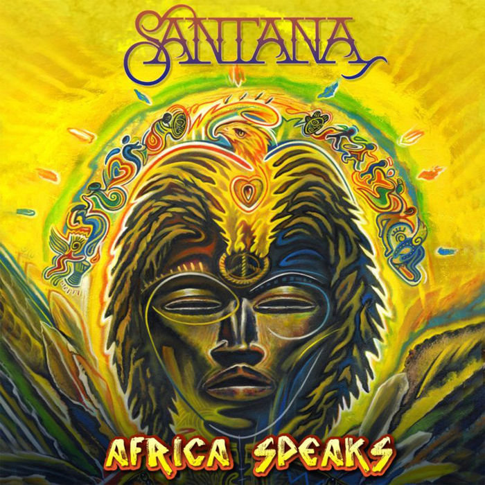 Santana - Africa Speaks - CD - thumb - MediaWorld.it