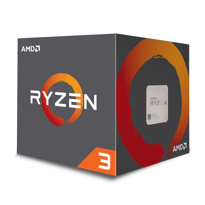 AMD RYZEN 3 1300X 3.7 GHZ 4 CORE 65W - thumb - MediaWorld.it