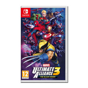 Marvel Ultimate Alliance 3: The Black Order - NSW - MediaWorld.it
