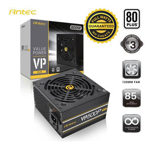 ANTEC VP500P PLUS-EC 80+ - thumb - MediaWorld.it