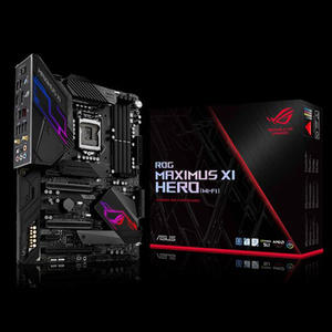 ASUS ROG MAXIMUS XI HERO (WI-FI) /CE - thumb - MediaWorld.it