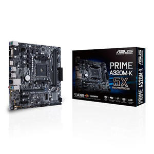 ASUS PRIME A320M-K - MediaWorld.it