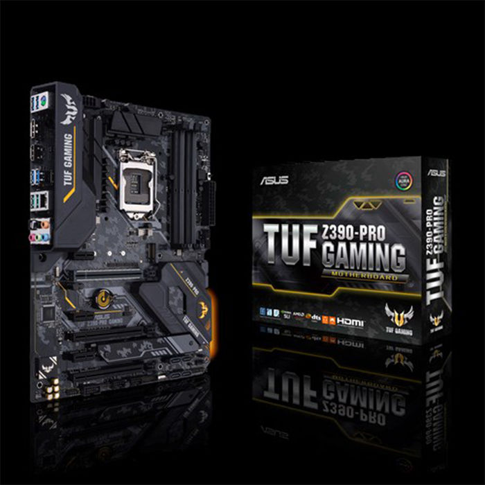 ASUS TUF Z390-PRO GAMING - thumb - MediaWorld.it