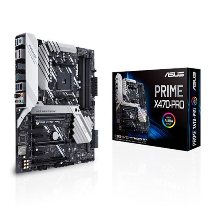 ASUS PRIME X470-PRO - thumb - MediaWorld.it
