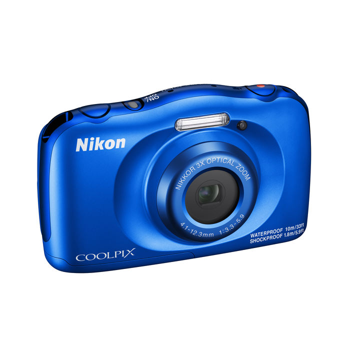 NIKON COOLPIX W150 + BACKPACK BLUE - thumb - MediaWorld.it