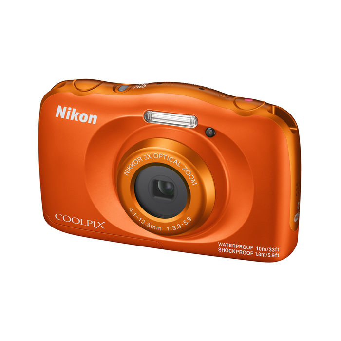 NIKON COOLPIX W150 + BACKPACK ORANGE - thumb - MediaWorld.it