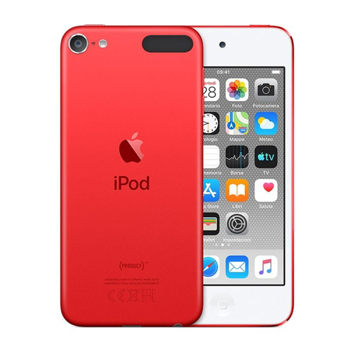 APPLE IPOD TOUCH 256 GB (2019) - PRODUCT(RED) - thumb - MediaWorld.it