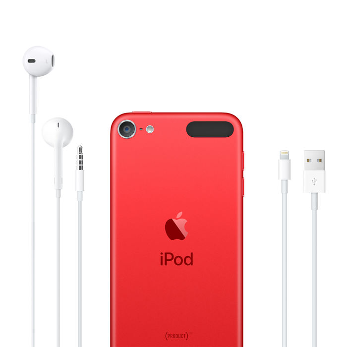 APPLE IPOD TOUCH 128 GB (2019) - PRODUCT(RED) - thumb - MediaWorld.it
