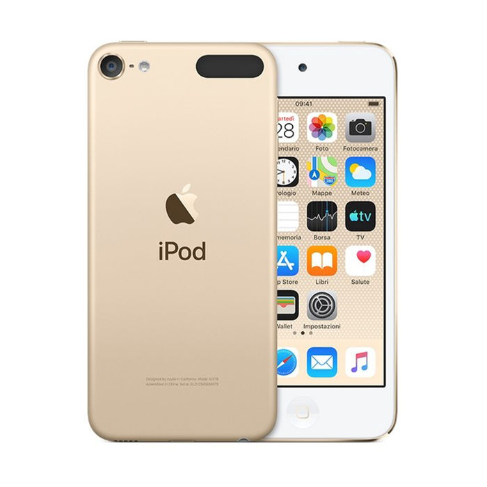APPLE IPOD TOUCH 128 GB (2019) - ORO - thumb - MediaWorld.it