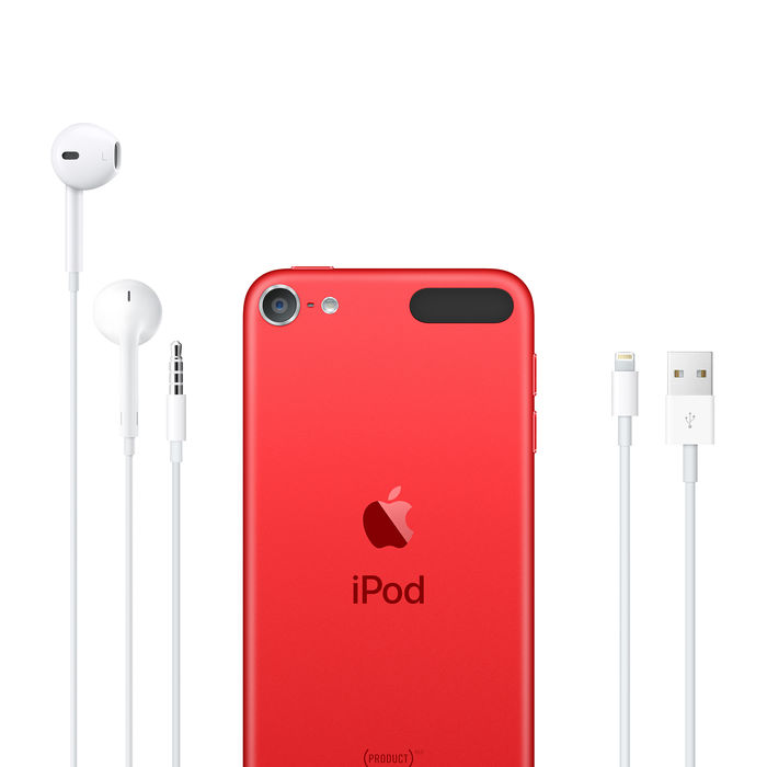 APPLE IPOD TOUCH 32 GB (2019)  - PRODUCT(RED) - thumb - MediaWorld.it