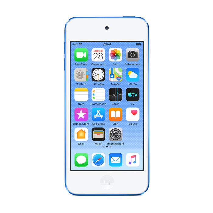 APPLE IPOD TOUCH 32 GB (2019)  - BLU - thumb - MediaWorld.it